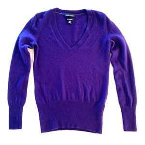 100% cashmere BR sweater